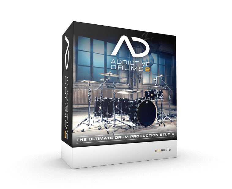 how to move addictive drums 2 library