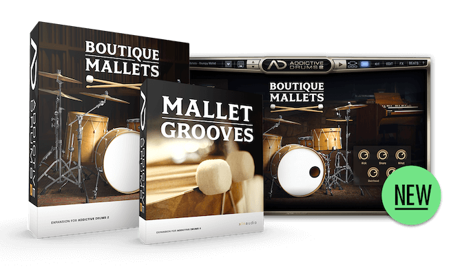 Boutique Mallets - Hand-crafted drums played with mallets