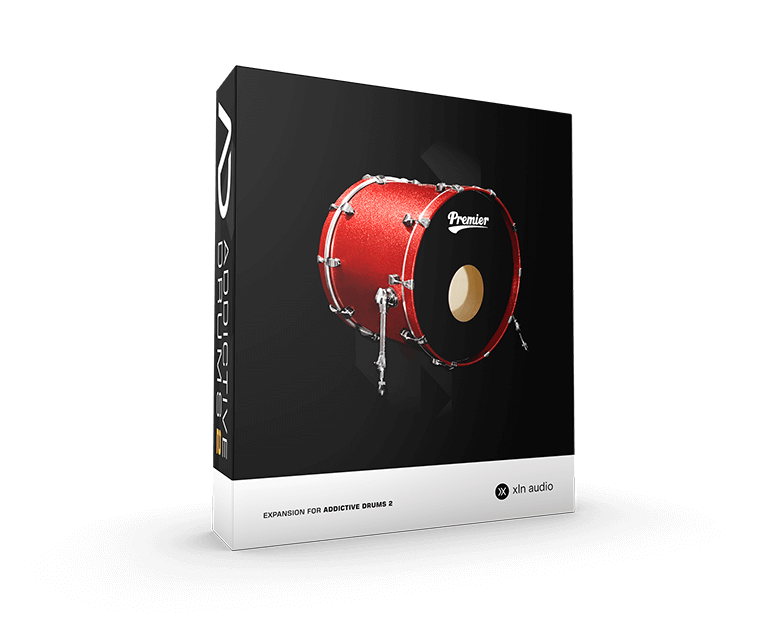 Premier Gen-X Bass Drum