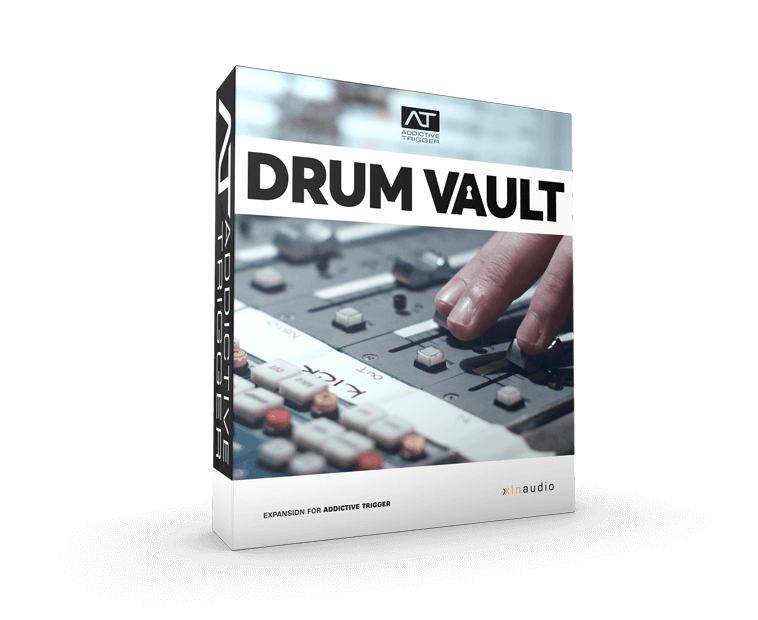 Drum Vault Trig Pack ダウンロード版
