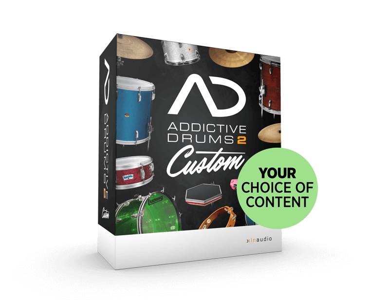 Addictive Drums 2: Custom