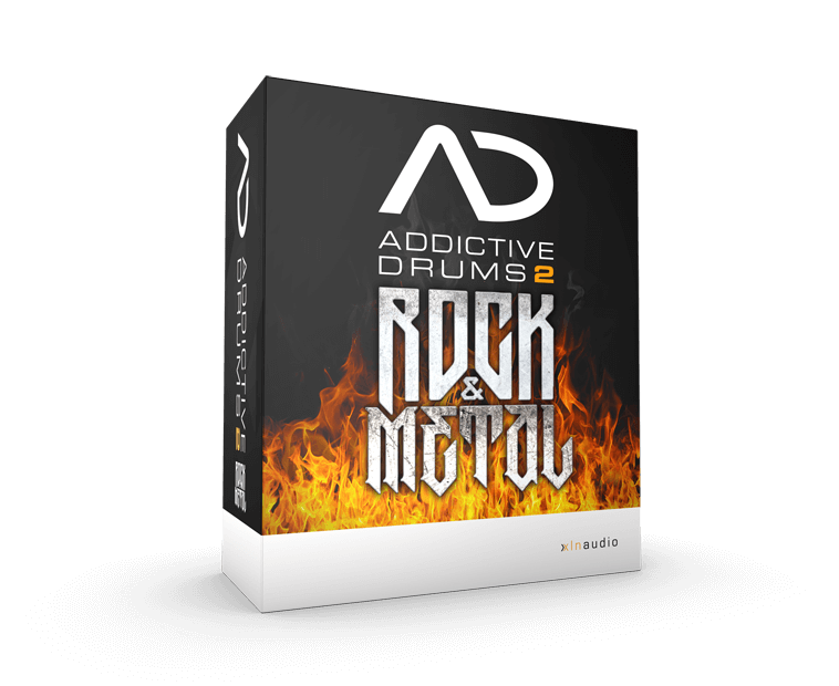 Addictive Drums 2: Rock & Metal Edition