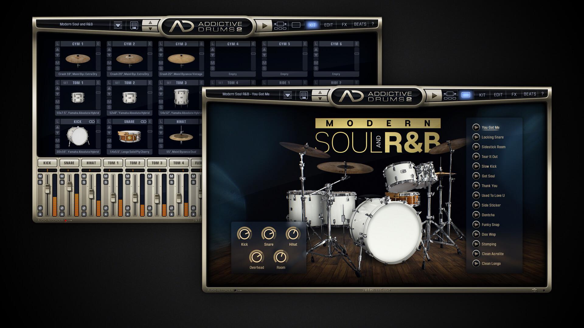 Modern Soul And R&B - XLN Audio