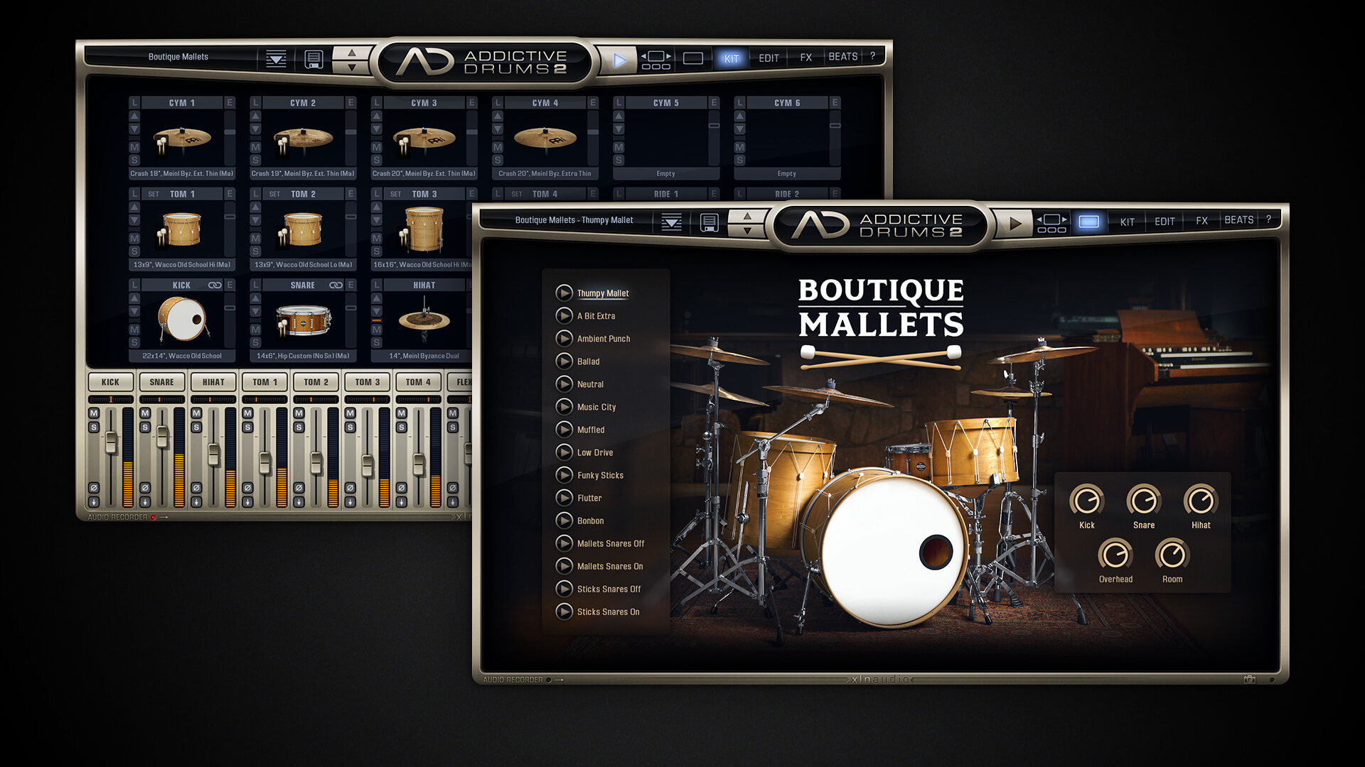 Boutique Mallets