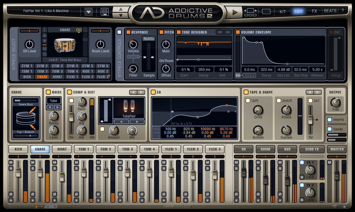 Addictive Drums 2 - XLN Audio