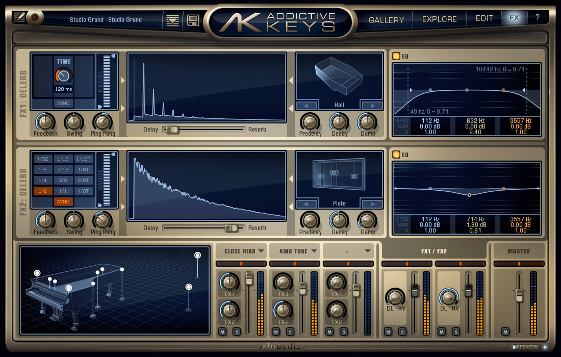 Addictive Keys: Studio Grand FX