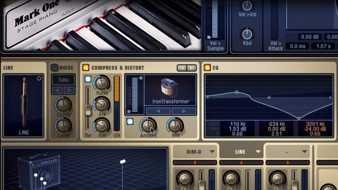 Modern Upright - XLN Audio