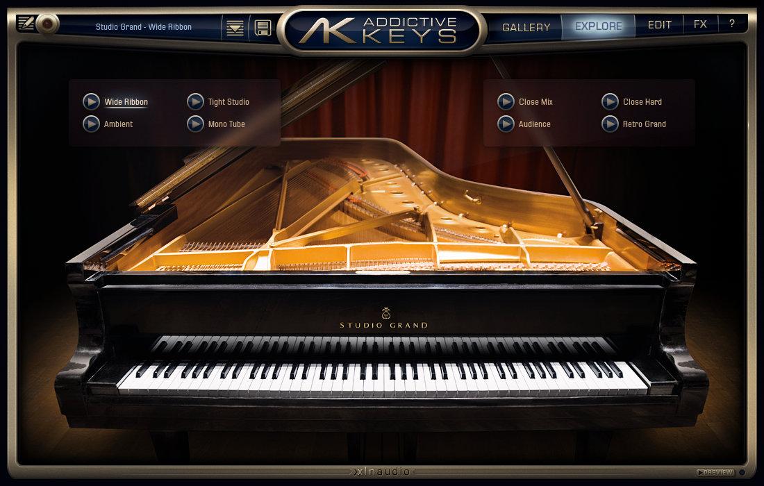 Addictive Keys: Complete Collection screenshot
