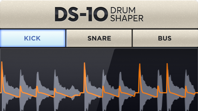 DS-10 Drum Shaper - XLN Audio