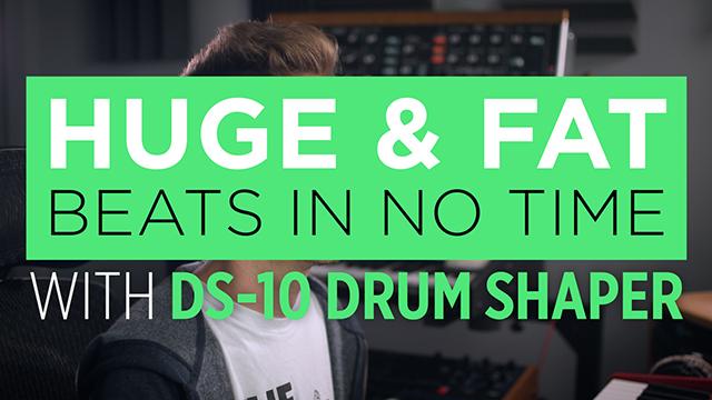 DS-10 Drum Shaper - XLN Audio