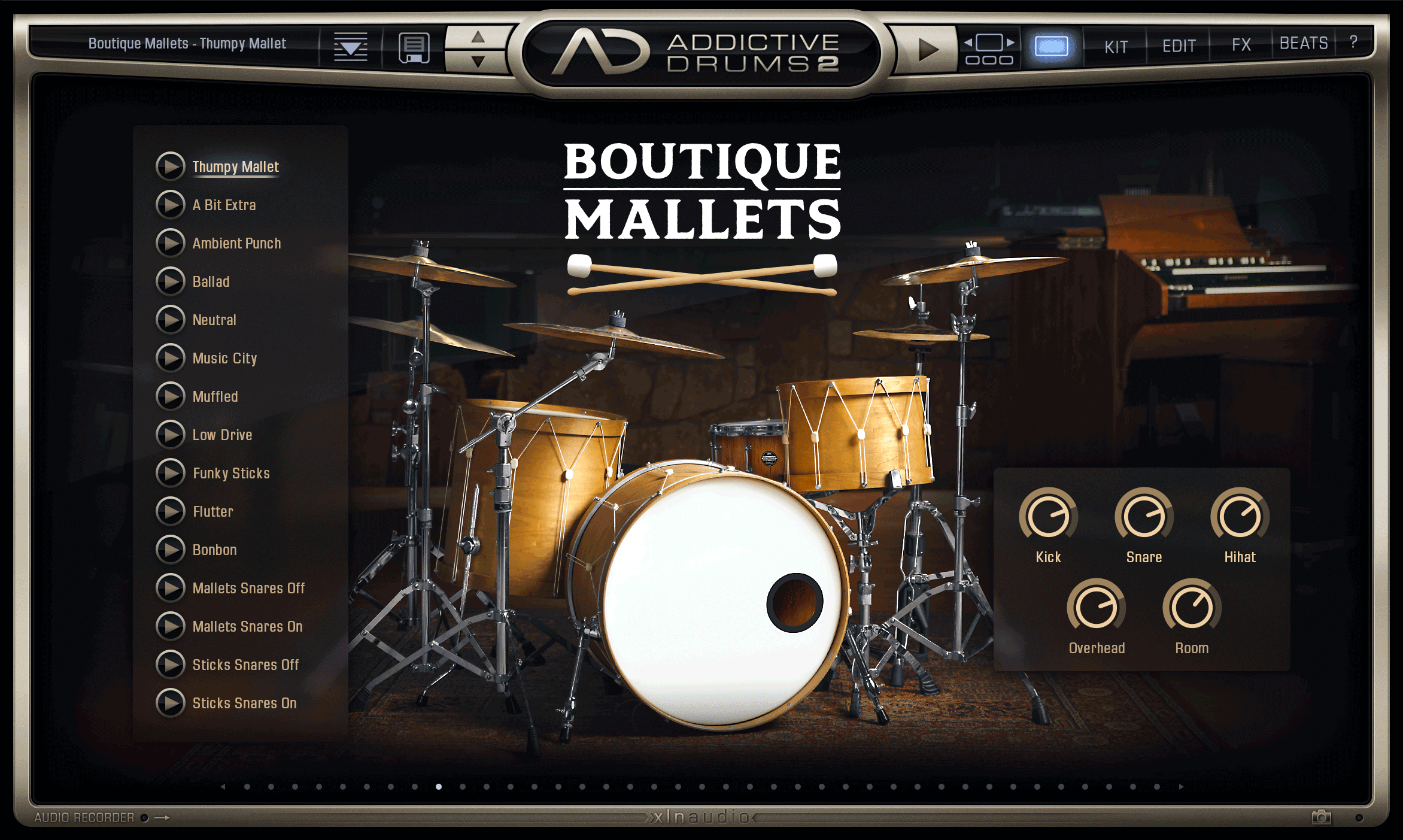 Boutique Mallets Exploremap